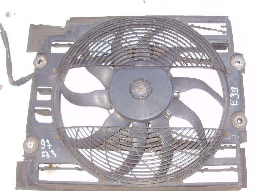 Buy The electric fan on the spare part BMW 5 BMW E39 523, 520, 528 the fan