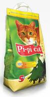 Купить Наполнители для кошачьих туалетов «Pi-pi cat»