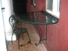 Купить Столы для кухни и дома с элементами ковки с Днепропетровска, столы кухонные и стулья под заказ, мебель интерьерная , защитные решетки на окна и балконы