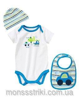 Комплект для новонародженого хлопчика 3-6 місяців купити в Київ 58f0f53196db6