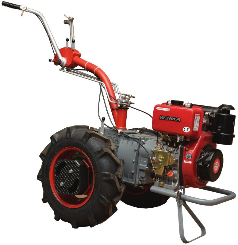"""Motoblock """"Motor Sich MB-6D"""" (diesel)"""