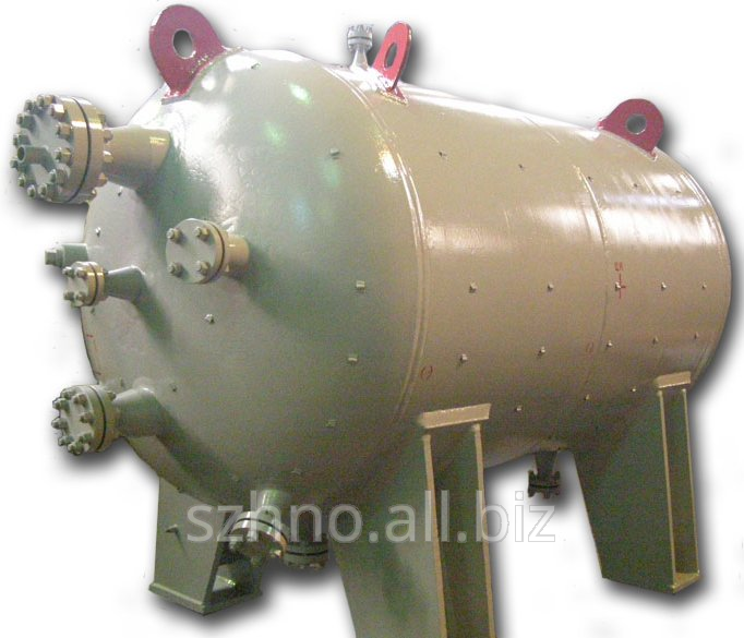 Сепаратор гравитационный СН12,5-3,0-1600 для удаления из потока газа мелкодисперсной и пленочной жидкости с механическими примесями