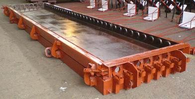 Металлоформы для производства плит пустотного настила от ПК 42.12 до ПК 120.10 (формы стальные металлические для производства железобетонных изделий, плиты пустотного настила)