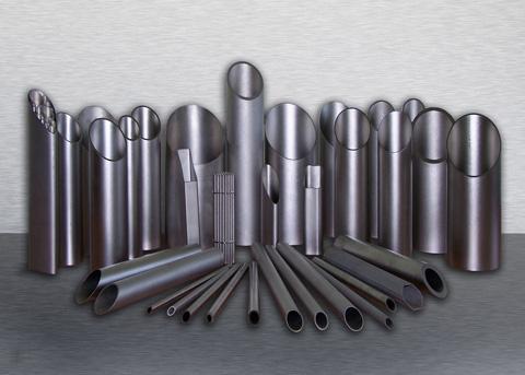 Купить Трубы бесшовные малых размеров из сплавов 1М и ВТ1-00. ТУ 14-3-161-73.