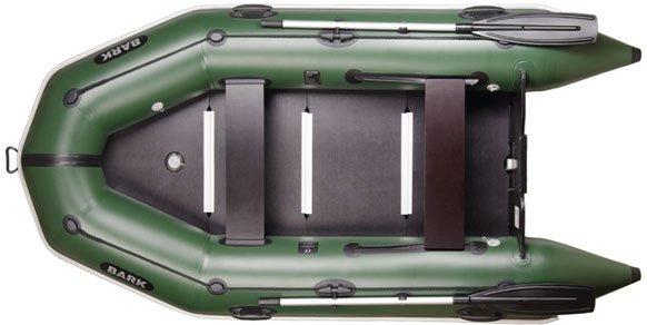 Купить Лодка моторная килевая трехместная BARK BT-310S