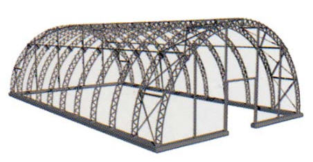 Metalwork of arch type