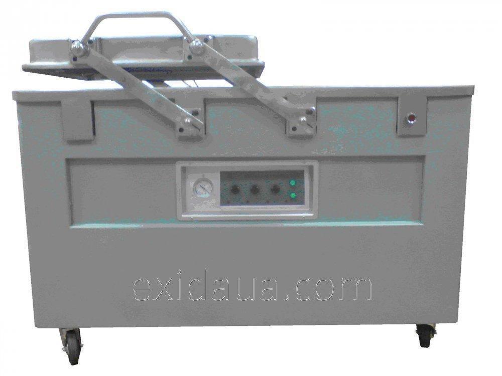 Вакуумная упаковочная машина двухкамерная TEKOVAC 500/2K