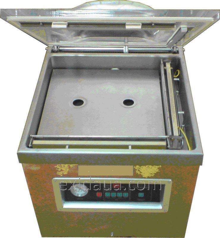 Вакуумная упаковочная машина однокамерная TEKOVAC 400/500 (угловая)