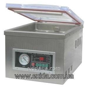 Вакуумная упаковочная машина однокамерная TEKOVAC 500/2А (параллельная)