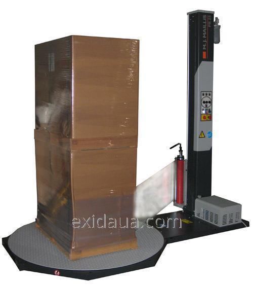 Паллетоупаковочная машина Paklet F1-L-15-EM