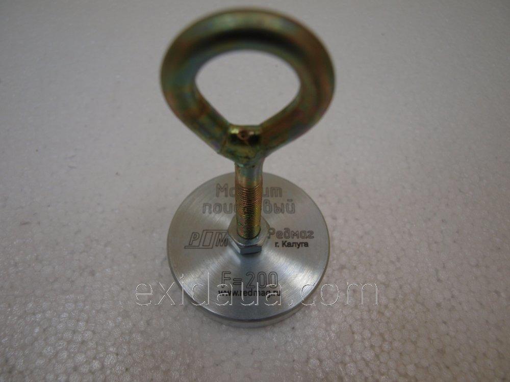 Поисковый магнит Редмаг F200