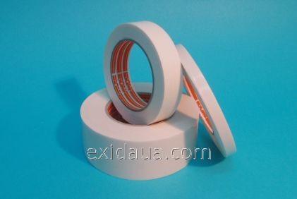 Скотч двухсторонний на вспененной основе (зеркальный) 9 мм х 10 м (0.8мм) 4310