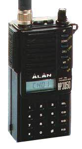 Портативная рация Alan HP 3050 Low Bend