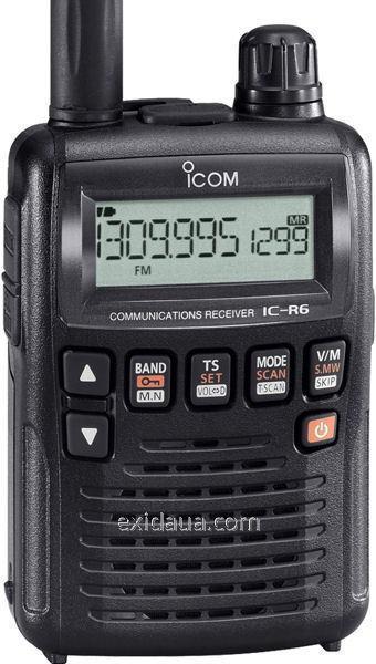 Сканирующий приемник Icom IC-R6