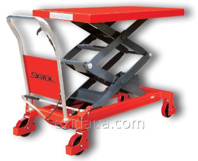 Подъемный стол Skiper SKT 1000