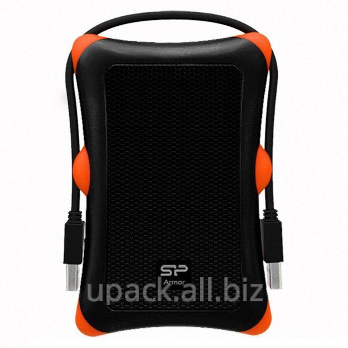 Жесткий диск SILICON POWER Armor A30 500 GB USB 3.0 Black (SP500GBPHDA30S3K) 6081968