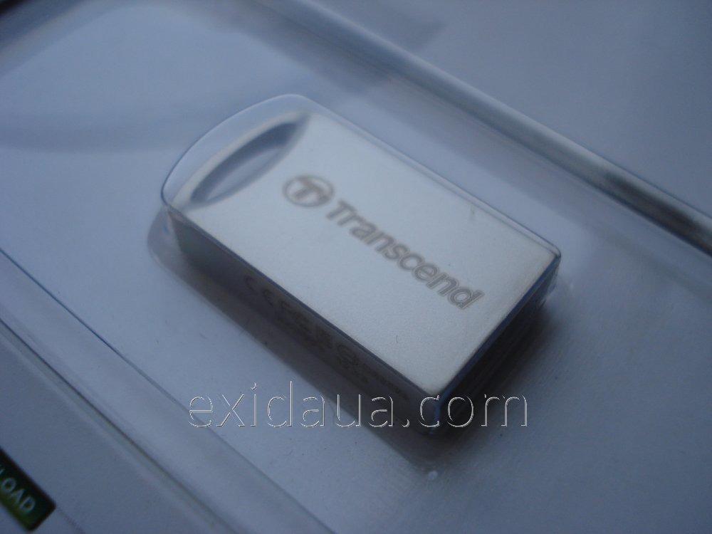 TRANSCEND JetFlash 510 32GB Silver (TS32GJF510S) 6123585