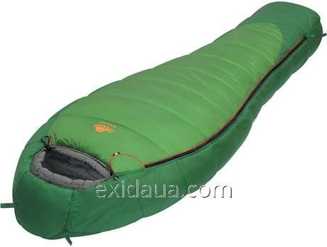 Спальник Alexika Mountain Wide (green)