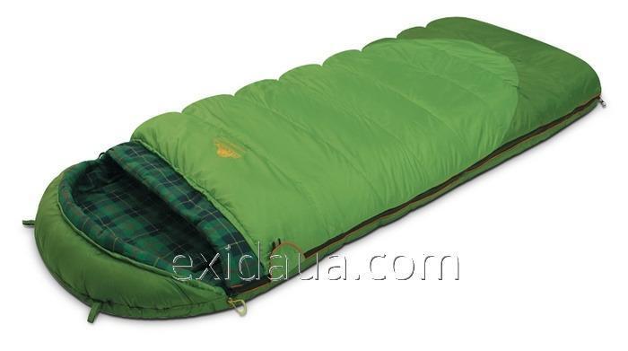 Спальник Alexika Siberia Plus (green)