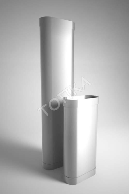 Труба ( Гільза ) Овальна