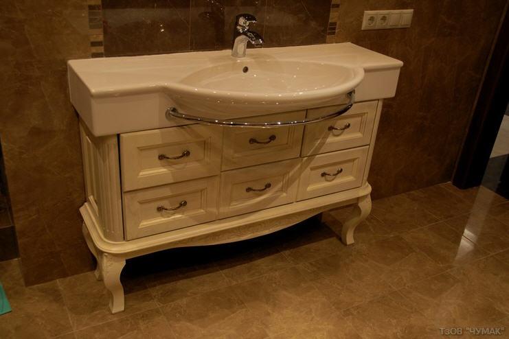 Купить Мебель для ванных комнат
