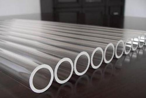 Купить Трубки кварцевые диаметром D 4,5мм с доставкой по Украине