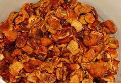 Купить Сушка з яблук, абрикос, груші, вишні, смородини