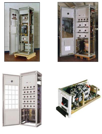 Шкафы силовые и автоматики