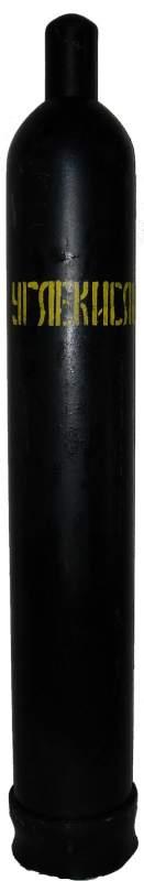 Buy Cylinder of carbon dioxide 40 liters.