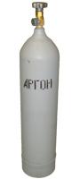 Buy Cylinder argon of 10 liters.