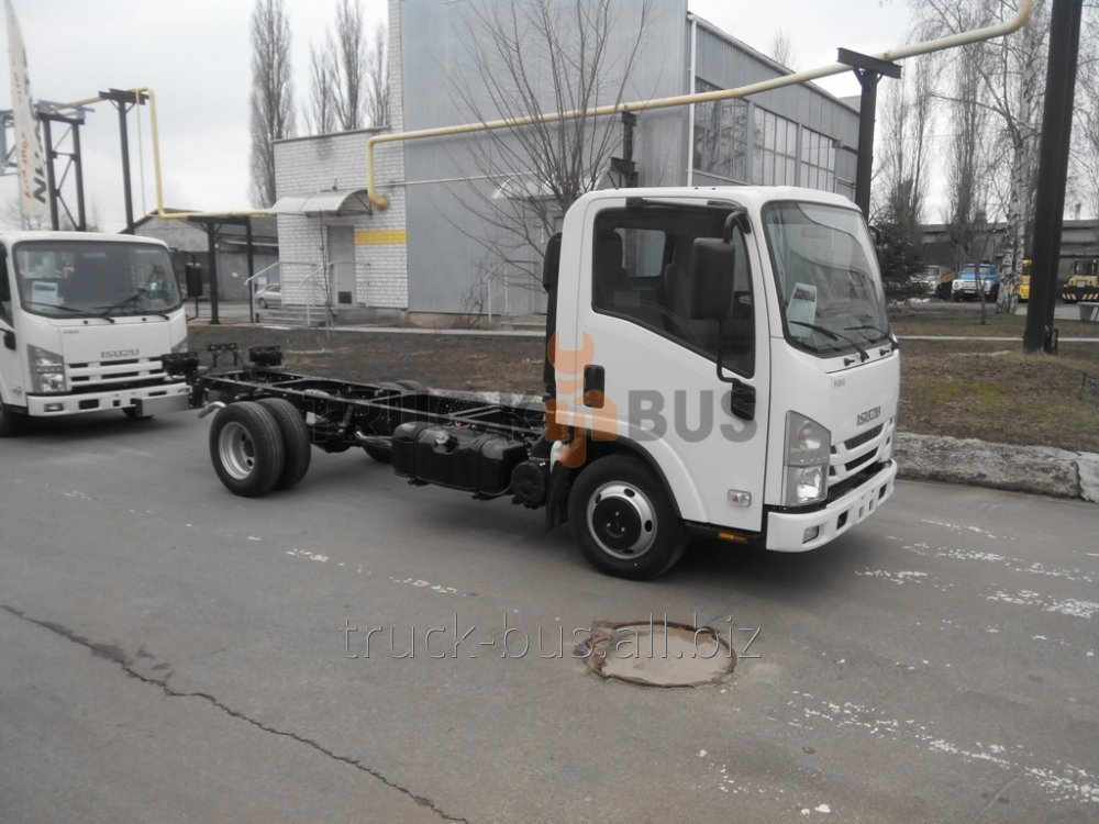 Chassis ISUZU NMR 85L car
