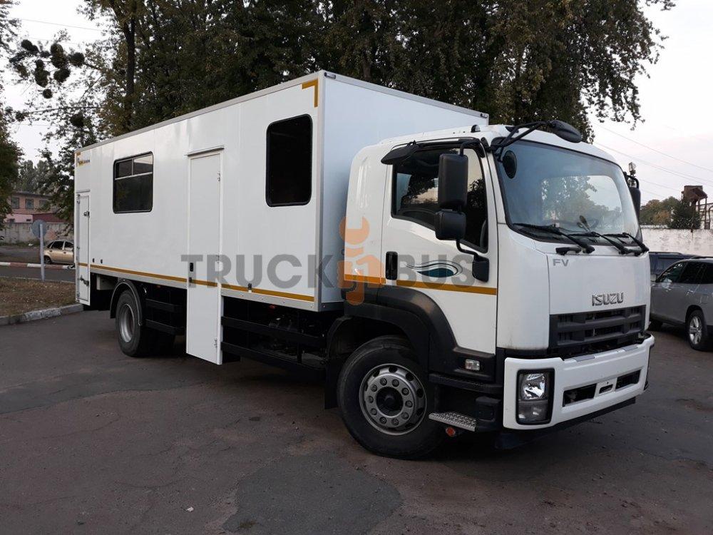 Специальные кузова фургоны
