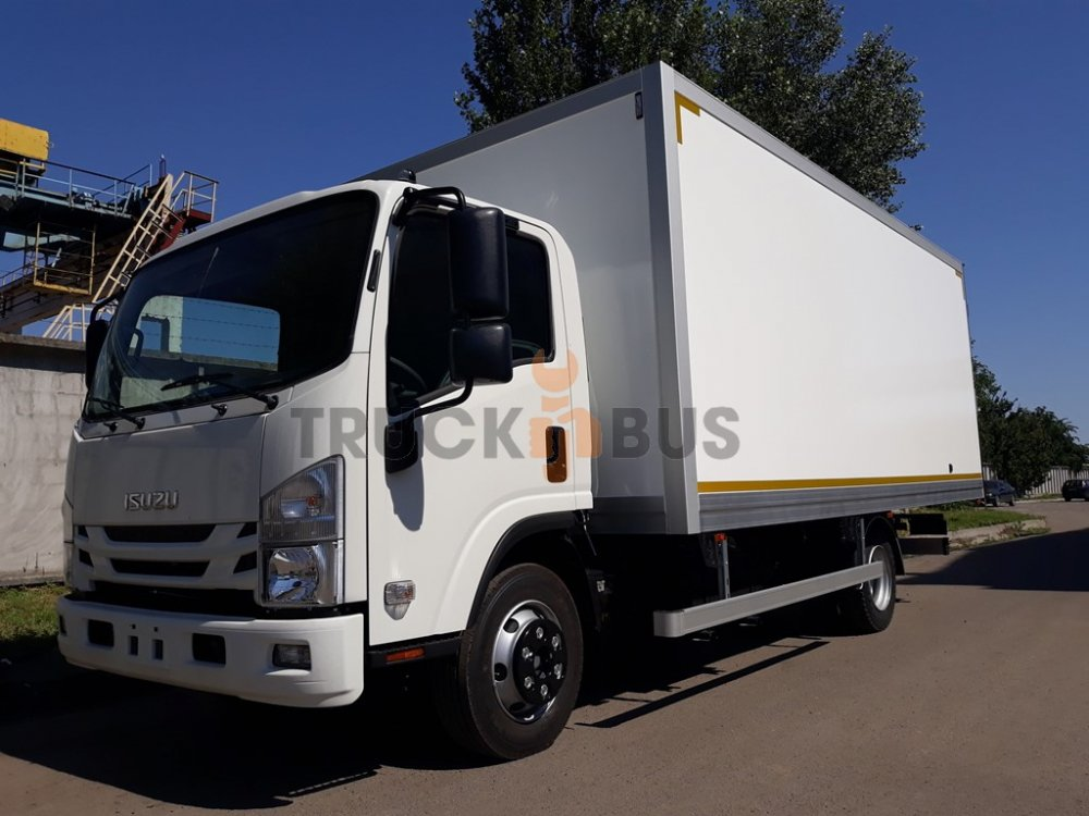 Buy The ISUZU NPR 75L-K/M car a sandwich - a panel van