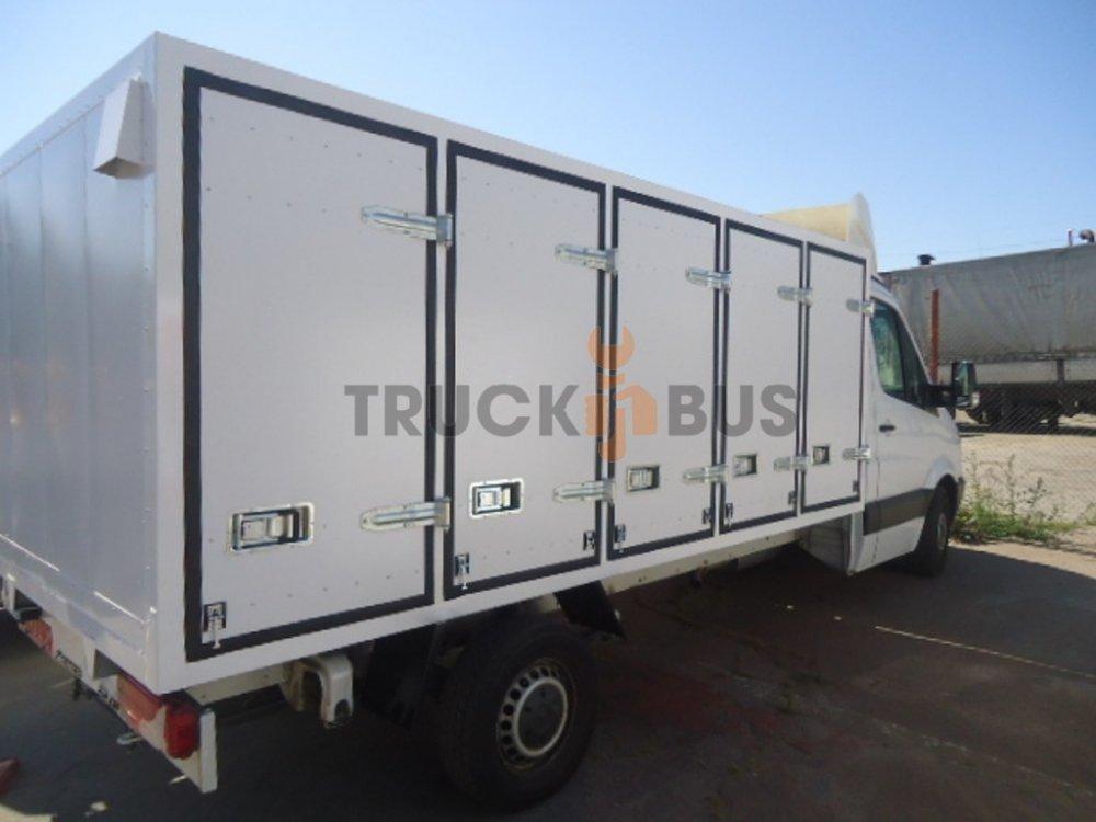 Buy Grain van on 96 l. on the GAZ car - 3302