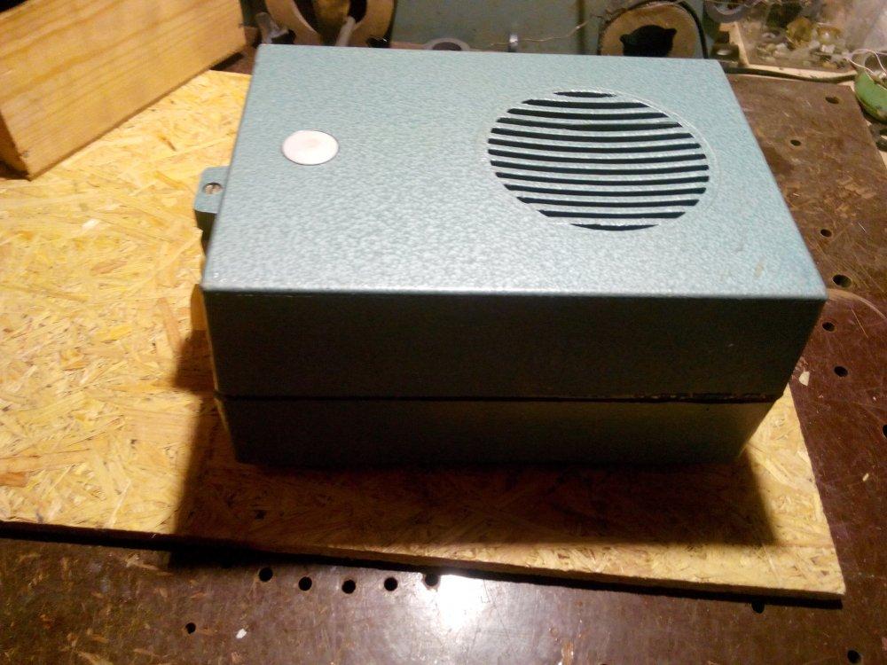Прибор громкоговорящей связи ПГС-3