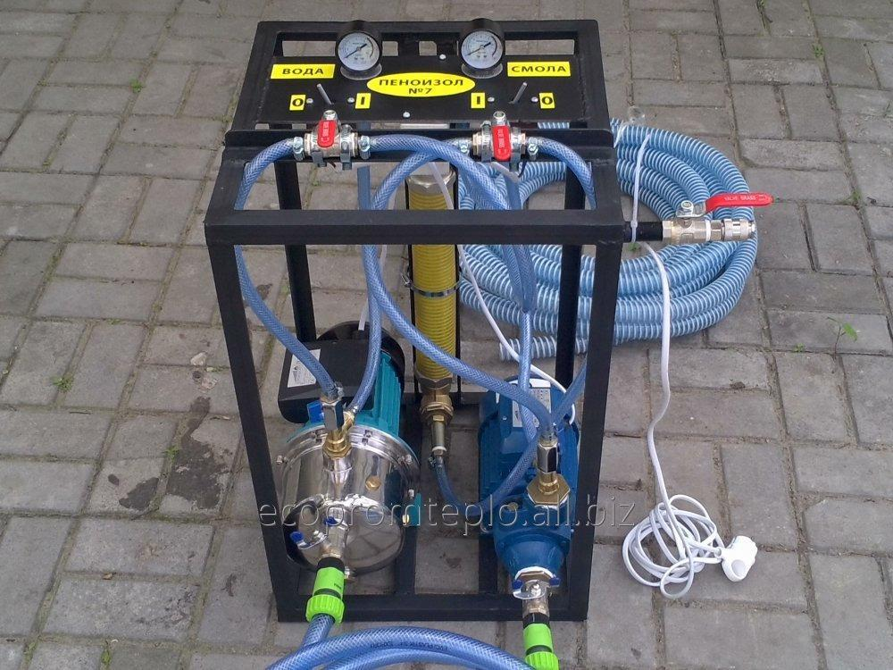 Buy Equipment for production of a penoizol