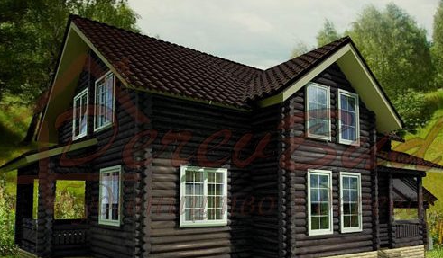 Купить Дома срубы деревянные