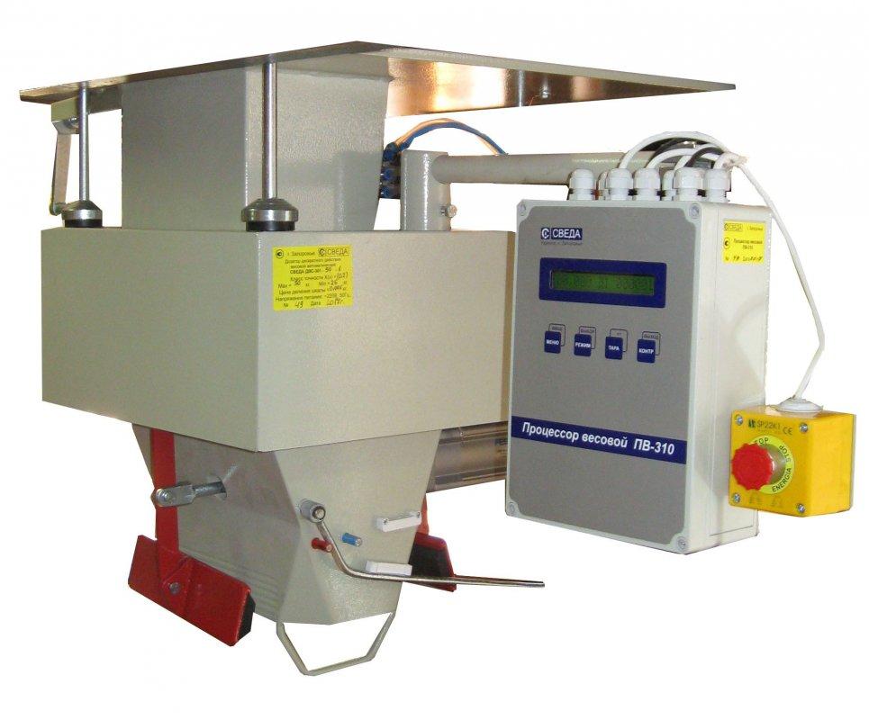 Buy Weigher for dosing bulk materials in sacks zashivnye SWEDA ICE-301-70-1