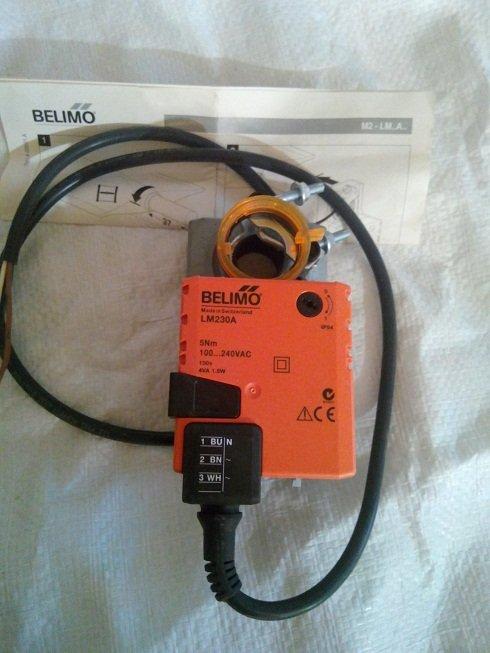 Электропривод -  BELIMO LM230A