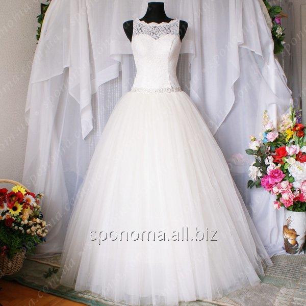 Весільне плаття А-Силует