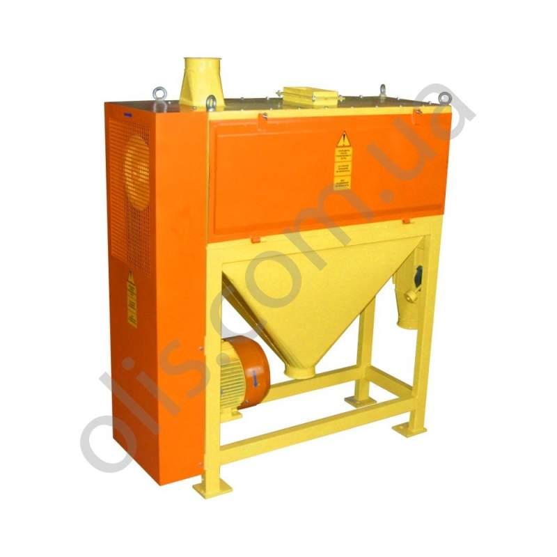cumpără Utilaje pentru curatare de suprafaţa de cereale (degresare) ilie-ilie, 3-6; MAO-MAO, 6-3