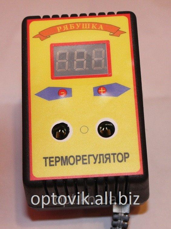 """Купить Цифровой микропроцессорный терморегулятор для инкубатора ЦТР-2 """"Рябушка"""""""