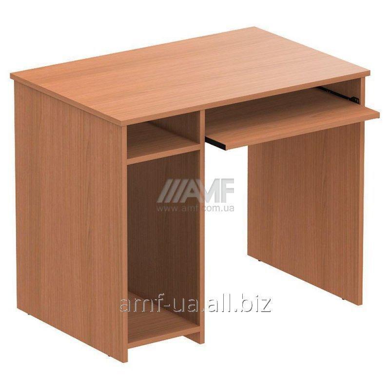 OM-110 Стол письменный (900х600х750мм) бук/бук