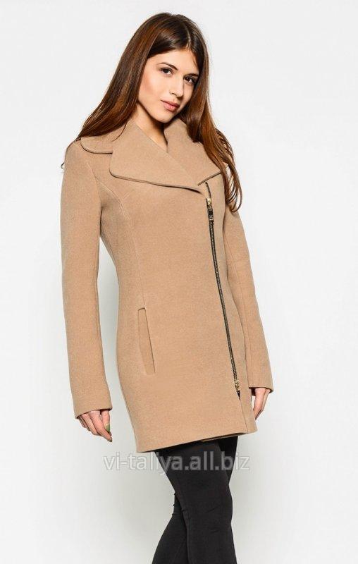 a3faa2ab Женское демисезонное кашемировое пальто X-Woyz 8537 купить в Киеве
