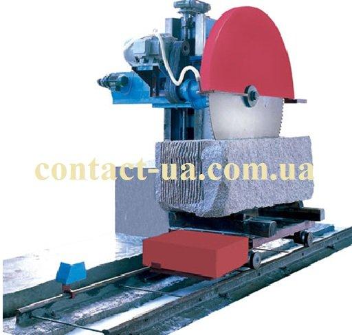 Купить Автоматический станок для распила камня однопильный консольный ZJ-160