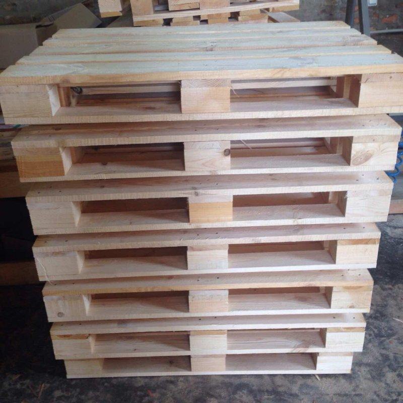 Поддон плоский деревянный 800 х 1200, ГОСТ 9557-87