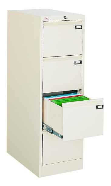 Картотечный металлический шкаф Szk 301