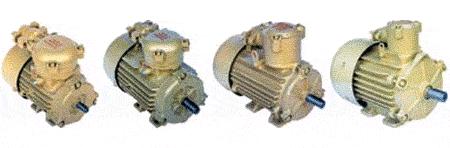 Двигатели АИМ 90 LA4 (1.1 кВт. 1500 об/мин.) взрывозащищенные для газовой промышленности