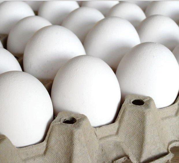 Яйца куриные столовые белые категория С1 (вес 56-65 г.) на экспорт