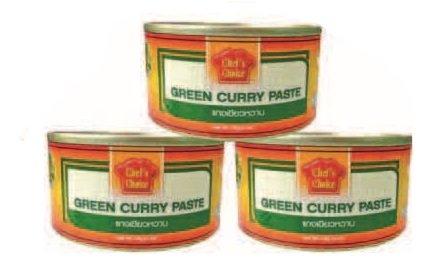 Купити Карри паста зелена
